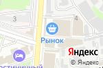 Схема проезда до компании Киоск по продаже бижутерии в Реутове