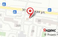 Схема проезда до компании Вера-М в Дзержинском