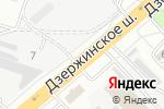 Схема проезда до компании Автополис в Котельниках