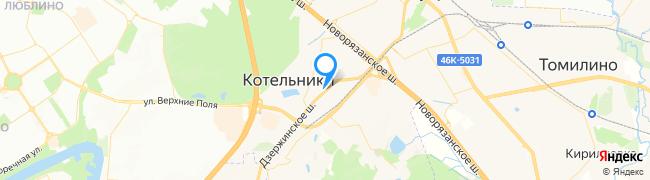 город Котельники