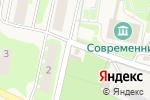 Схема проезда до компании Салон связи в Лесных Полянах