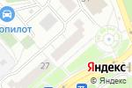 Схема проезда до компании Новокосино-1 в Москве