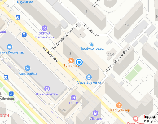 Управляющая компания «Фирма Ф.Ф.» на карте Люберец