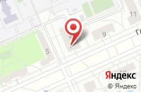 Схема проезда до компании Торговая фирма в Азьмушкино