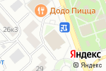Схема проезда до компании Бутик Пива в Москве