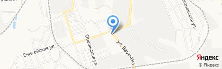 Мария продуктовый магазин на карте Донецка