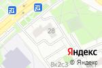 Схема проезда до компании Газель и Бычок в Москве
