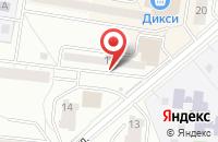 Схема проезда до компании Virgin Connect в Дзержинском