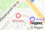 Схема проезда до компании Diazan Center в Октябрьском