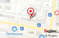 Схема проезда до компании Строитель в Дзержинском