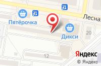 Схема проезда до компании Айболит в Дзержинском