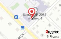 Схема проезда до компании Сканк в Москве