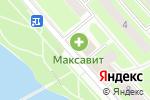 Схема проезда до компании Асна Вита в Пушкино