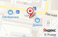 Схема проезда до компании Бьюти Маркет в Дзержинском