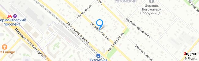 улица Михельсона