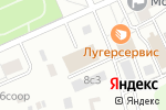 Схема проезда до компании Восточные бани в Москве
