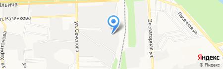 Термо Авто-Холод на карте Донецка
