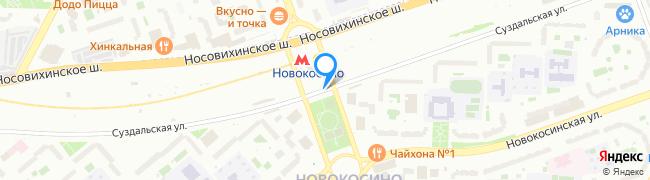 Суздальская улица
