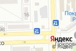 Схема проезда до компании Вкусная выпечка в Донецке