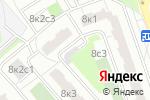 Схема проезда до компании Автобомба в Москве
