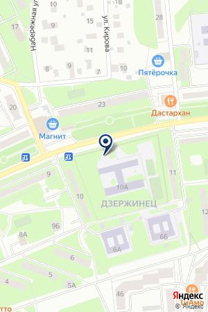 ЦЕНТР ДОСУГА БАКСИ ЛТД на карте Пушкино