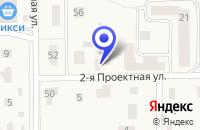 Схема проезда до компании СТРОИТЕЛЬНАЯ КОМПАНИЯ БАЗИФ в Правдинском