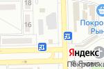 Схема проезда до компании Авто Сила в Донецке
