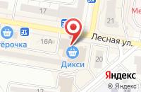Схема проезда до компании Избёнка в Дзержинском