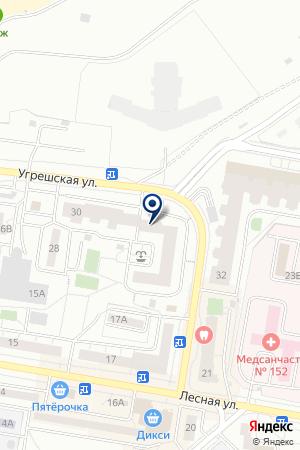 ККК-АВТО на карте Дзержинского
