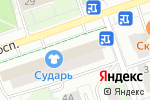 Схема проезда до компании ДВЕРИТЕПЛЫЕ.РФ в Реутове