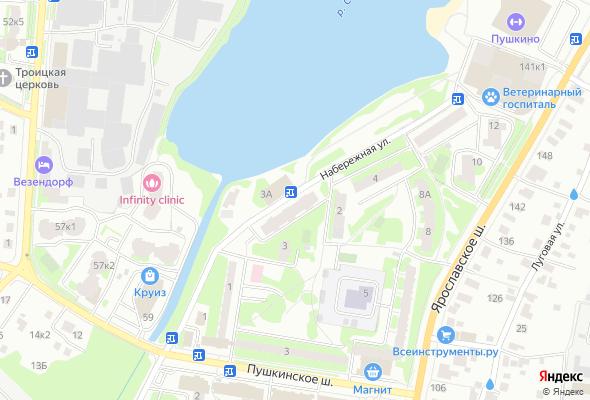 продажа квартир Набережная 2А
