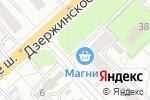Схема проезда до компании Магазин фруктов и овощей в Котельниках