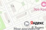 Схема проезда до компании Qiwi в Восточном