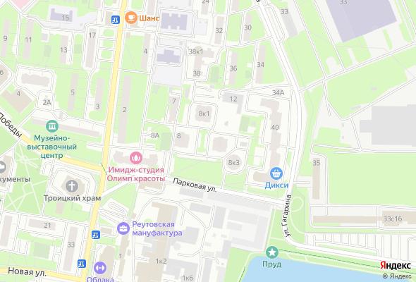 жилой комплекс Мкр. 4