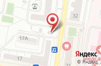 Схема проезда до компании Центр досуга и творчества в Белом Яре