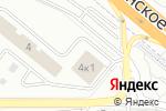 Схема проезда до компании Центр лицензионно-разрешительной работы в Котельниках