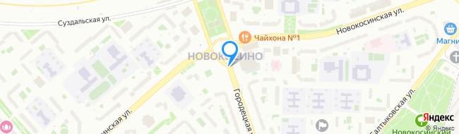 Городецкая улица