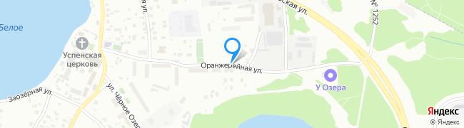 Оранжерейная улица