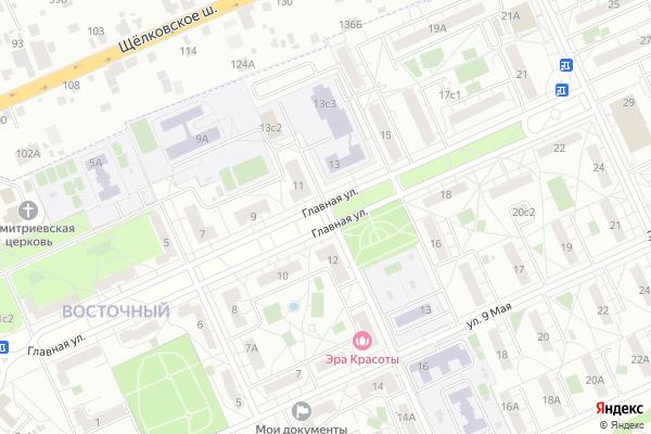 Ремонт телевизоров Район Восточный на яндекс карте