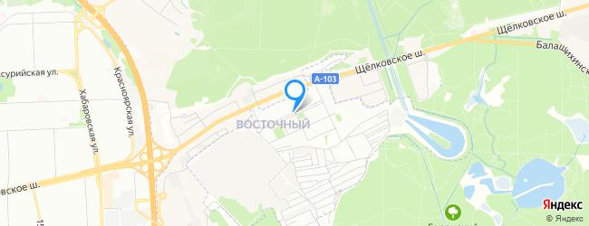 район Восточный