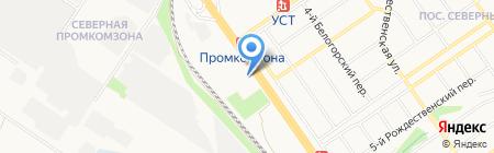 БОШ-автосервис на карте Старого Оскола