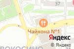 Схема проезда до компании Чайхона №1 Тимура Ланского в Москве