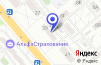 Схема проезда до компании ТУРИСТИЧЕСКАЯ ФИРМА ВОЯЖ-Л в Люберцах