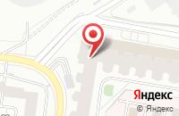 Схема проезда до компании ПРОФЛАЙН в Дзержинском