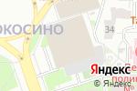 Схема проезда до компании Магазин джинсовой одежды в Москве