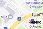 Схема проезда до компании Магазин фастфудной продукции в Котельниках
