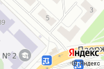 Схема проезда до компании Продуктовый магазин в Котельниках