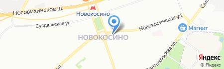 Золотой Прайд на карте Москвы