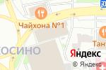 Схема проезда до компании Магазин головных уборов в Москве