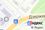 Схема проезда до компании Магазин продуктов в Котельниках